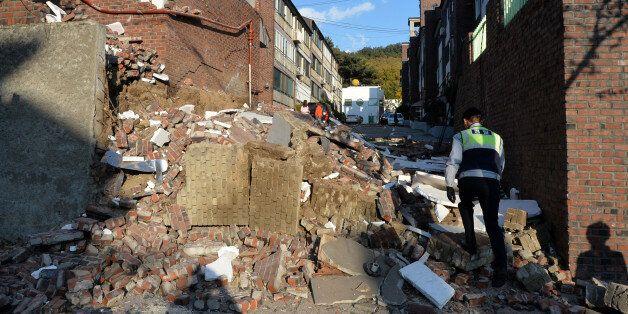 며칠 내 더 큰 지진 가능성도 있다는 지적이