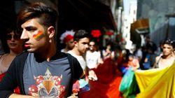 터키 수도 앙카라가 LGBT 인권 행사를