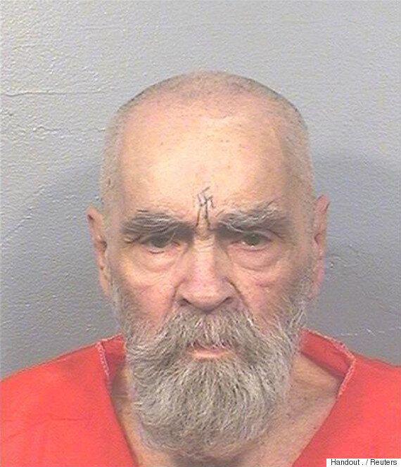살인마 찰스 맨슨이 83살 나이로