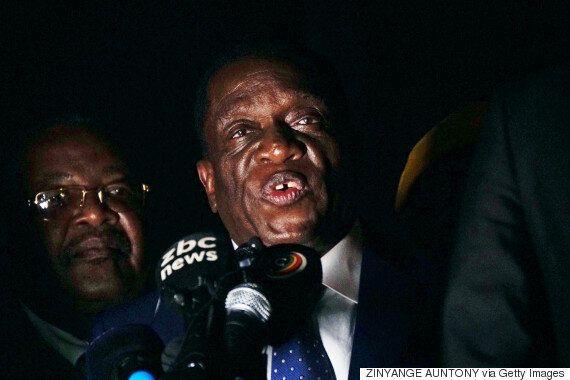 짐바브웨의 새 지도자들은 무가베의 하수인들이었다. 아직 '봄'은 오지
