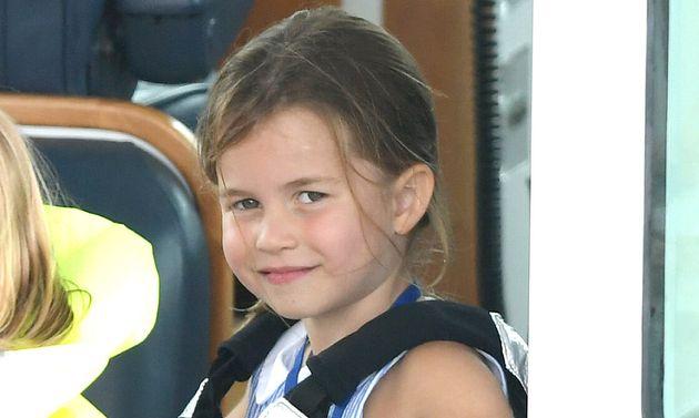 Princess Charlotte Starts School At Thomas's Battersea