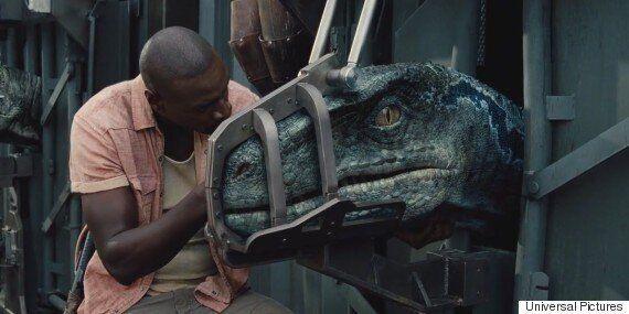 영화 '쥬라기월드 2'에는 귀여운 새끼 공룡이