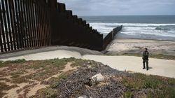 미국-멕시코 국경장벽에서 열린