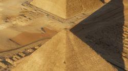 4500년만에 피라미드에서 '비밀의 방'을