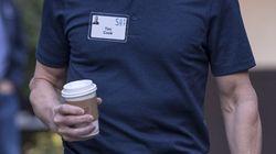 팀 쿡이 고가의 아이폰X을 커피 값에