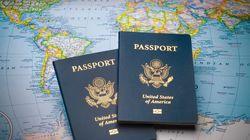 미국이 아동 성범죄 전과자 여권에 특별한 표시를