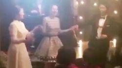 '송송커플' 결혼식 뒤풀이 파티 영상이