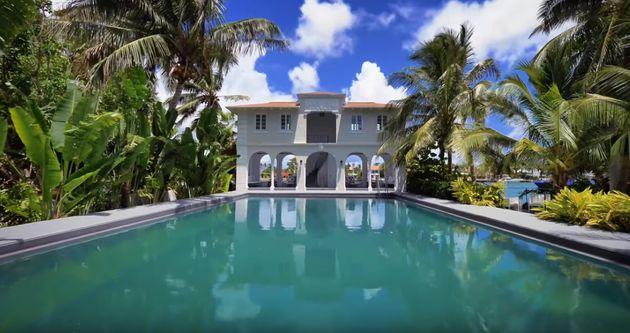 La villa d'Al Capone est à vendre pour 12,95 millions de