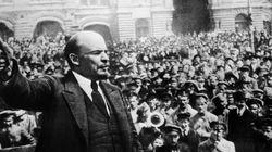 100년 전 11월 7일, 러시아 혁명이