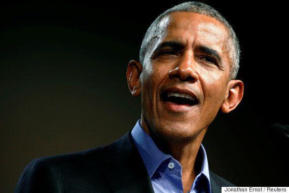 버락 오바마 전 미국 대통령이 배심원 자격으로 재판에