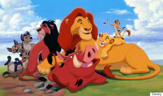 디즈니가 영화 '라이온 킹' 출연진을