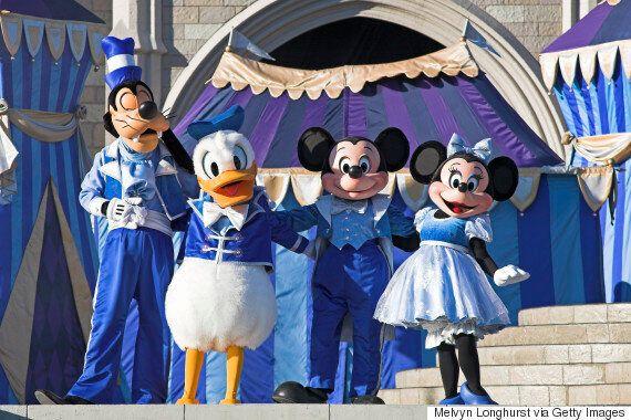 미국 올랜도 디즈니월드는 '악어'들의