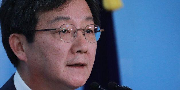 유승민 바른정당 의원이 자유한국당·국민의당과의 통합에 반대 의사를