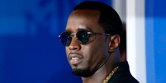 Rapper Sean Diddy Combs arrives at the 2016 MTV Video Music Awards in New York, U.S., August 28, 2016....
