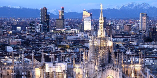 Milan Cathedral, amazing Church in Gothic