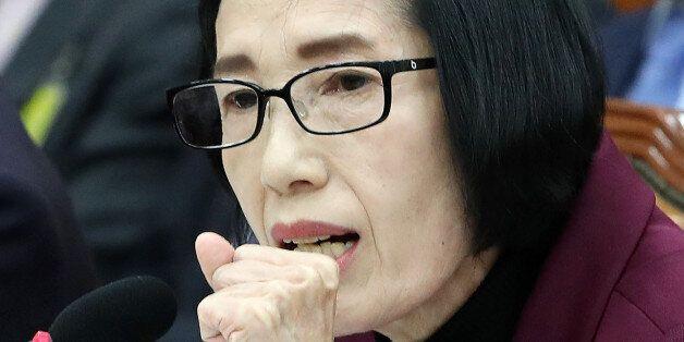 '성희롱 대처법'에 대한 피우진 보훈처장의 단호한