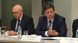 Σύσκεψη στο υπουργείο Εξωτερικών με επιχειρηματικούς και κοινωνικούς φορείς για το