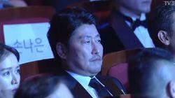대종상 축하무대를 본 배우들의 반응(사진,