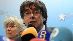 카탈루냐 수반이 '벨기에 망명설'을