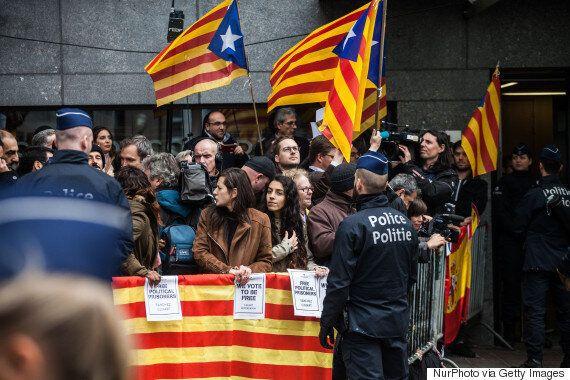 독립 선언 직후 벨기에로 간 카탈루냐 수반이 '망명설'에 대해 밝힌