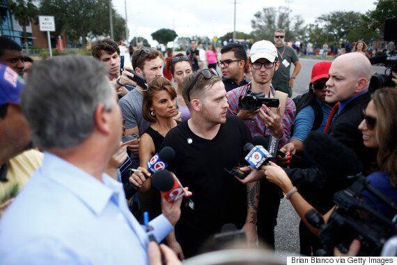 '하일 히틀러' 외치며 백인우월주의 반대 시위대에 총 쏜 3명이