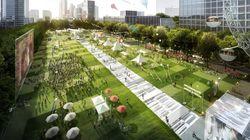 서울시가 강남에 만드는 넓이 3만㎡ 공원의