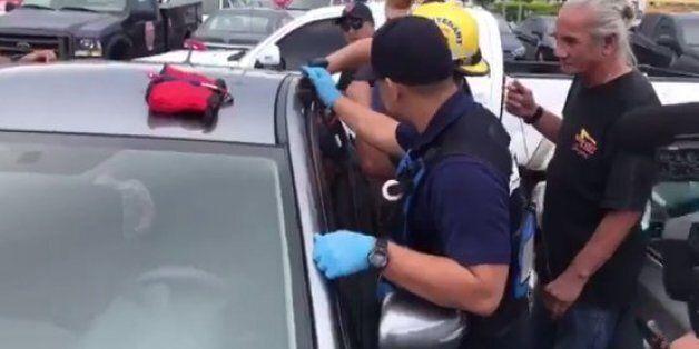 법원이 괌에서 차에 아이들을 방치한 한국인 판사를 징계하지 않기로