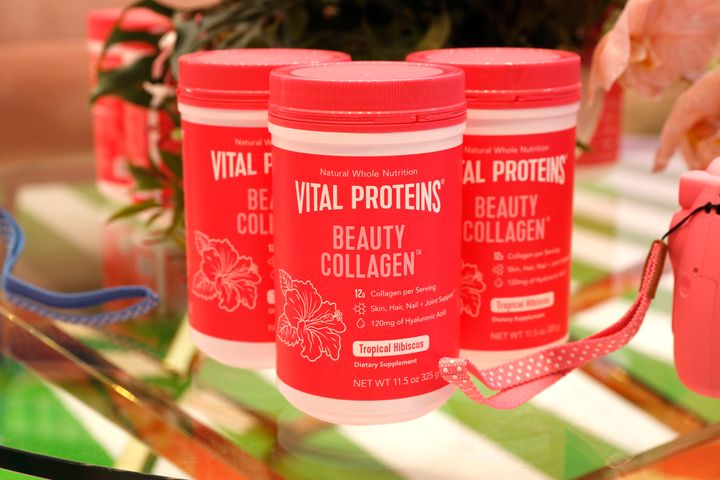 Vital Proteins' Beauty Collagen is one of many products the brand sells that makes beauty claims.