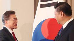 한국과 중국이 관계 회복을 공식적으로