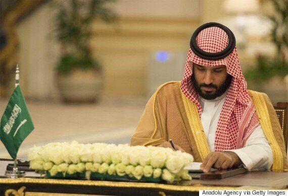 모하메드 빈살만 사우디 왕세자가 유례없는 대규모 숙청에