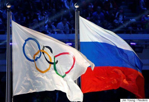 평창올림픽에서 러시아 국가 연주가 금지될 수도