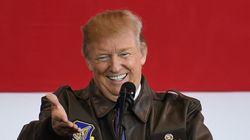 트럼프가 뜬금없이 북한 주민들을 칭찬한