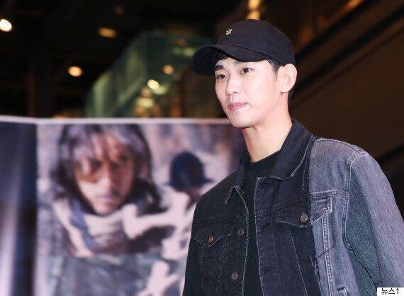 훈련병 김수현의 사진이