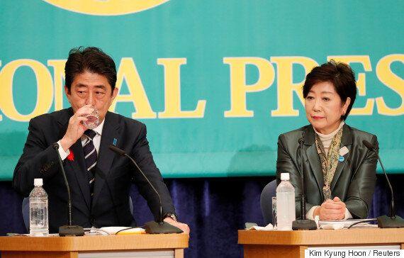 고이케 유리코 도쿄도지사는 선거 참패에 대해