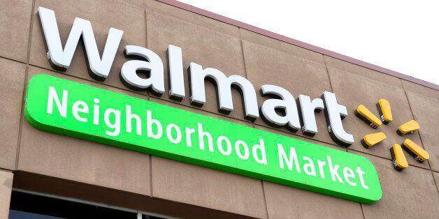 LITTLETON, CO - JAN 15: Walmart has announced strategic closures of 269 of their stores worldwide, with...
