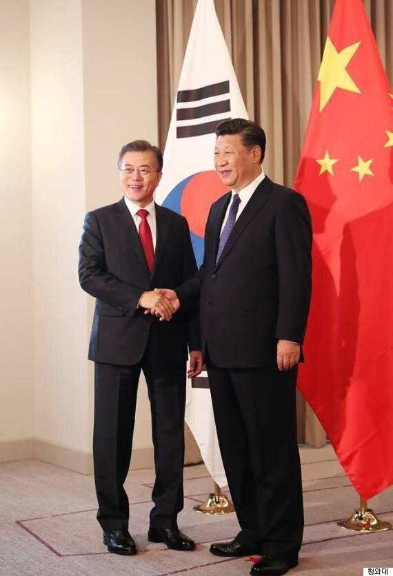 한-중 정상회담 맞춰 중국에 10조 투자