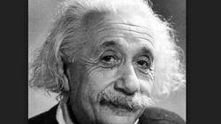 아인슈타인이 남긴 자필 노트는 행복의 진정한 의미를 담고
