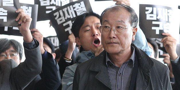 檢, 김재철 구속영장 청구...