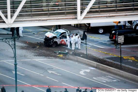 트럭 테러는 중동에서 시작돼 유럽으로 건너가 미국에