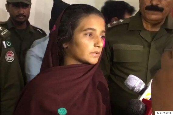남편과 남편 친척 등 15명을 독살한 파키스탄 20살 신부의