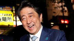 일본 중의원 선거 출구조사 결과는 아베의
