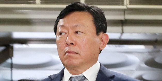 '롯데 경영비리' 신동빈, 징역 10년·벌금 1000억