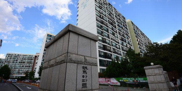 서울 대치동 은마아파트가 35층으로