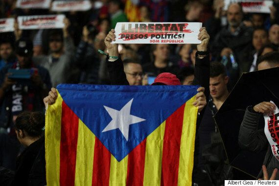푸지데몬 카탈루냐 자치정부 수반이 결국 벨기에 경찰에