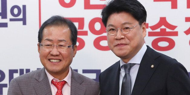 자유한국당 '정치보복대책특위'가 노무현 전 대통령 일가를 '뇌물' 혐의로