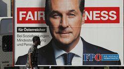 오스트리아 총선에서 '친 나치' 정당이 뜨고