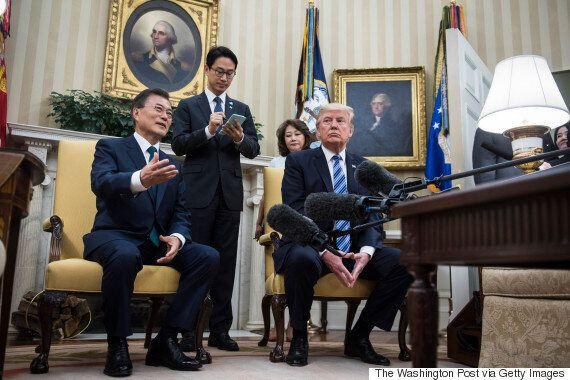 북핵 위기 해결의 최대 장애물은 '어린이 같은' 트럼프일지도