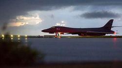 국정원이 밝힌 북한의 미군 폭격기