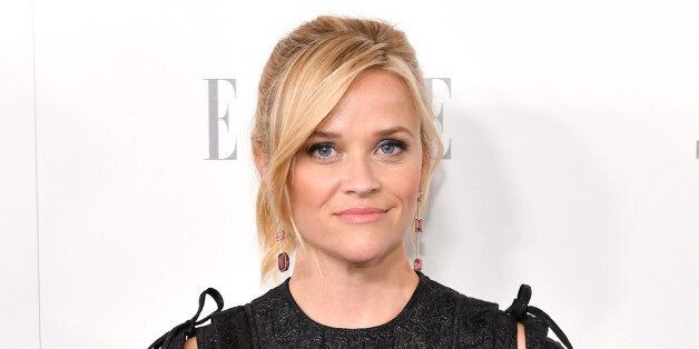 LOS ANGELES, CA - OCTOBER 16: Reese Witherspoon attends ELLE's 24th Annual Women in Hollywood Celebration...