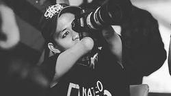 팔·다리가 없는 사진작가가 찍은 놀라운